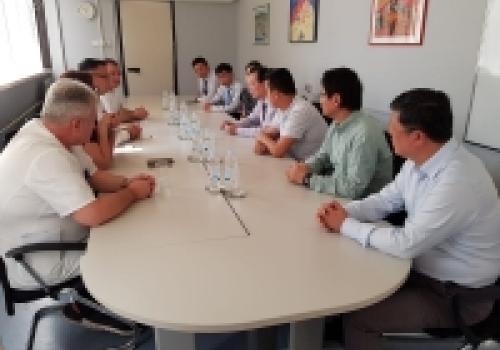 Posjet predstavnika Shangajskog Sveučilišta…