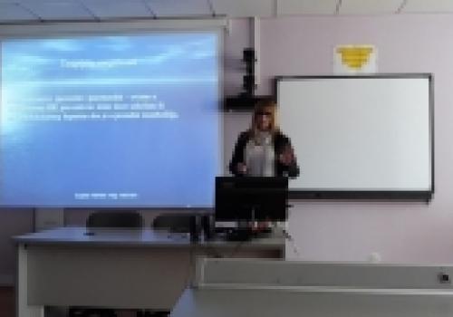 Nastupno predavanje Suzane Kamber,…