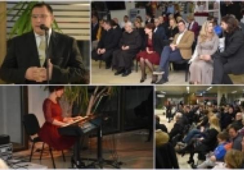 OB Dubrovnik; Božićni koncert i domjenak