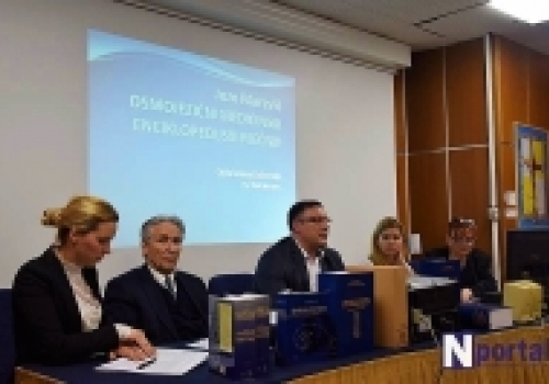 Predstavljen Osmojezični medicinski enciklopedijski riječnik u OB Dubrovnik