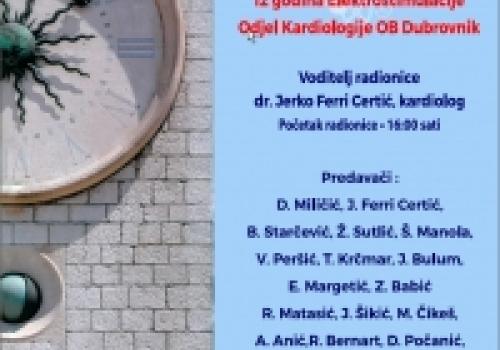 Kardiološka radionica - Dubrovnik, 25.01.2019. - 26.01.2019. god. hotel Neptun…