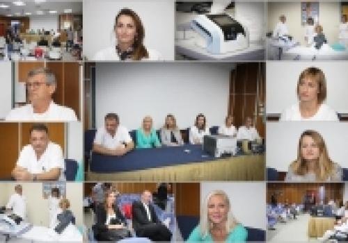 OB Dubrovnik: Doniran aparat za limfnu drenažu