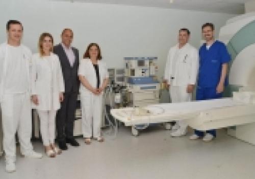 OB Dubrovnik: Obilježen službeni početak rada MR pod anestezijom