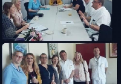 Vice konzulica američkog veleposlanstva posjetila OB Dubrovnik
