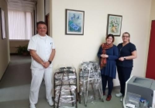 Donacija Caritasa Dubrovačke biskupije