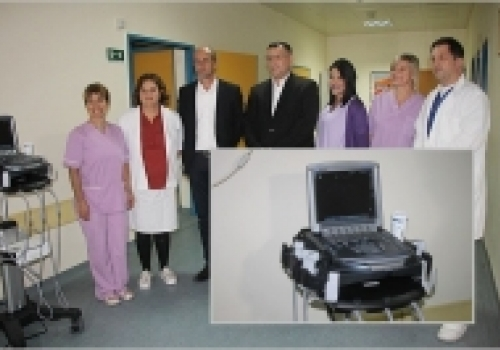 OB Dubrovnik: Doniran novi ultrazvučni uređaj