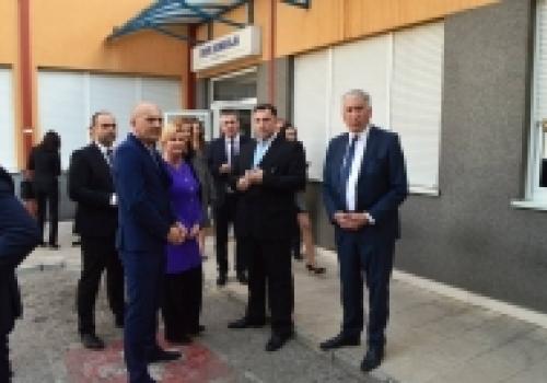 Predsjednici RH Kolindi Grabar Kitarović predstavljen projekt Dnevne bolnice Metković