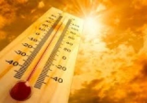 Upozorenje na opasnost od toplinskog vala