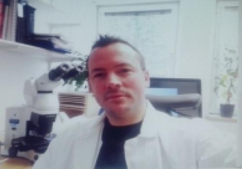 Doktor Velibor Puzović, dobitnik europske Giordano stipendije